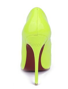 ❀ Sexy Pointed Closed Toe Casual Occasion High Heels | Riccol ❤