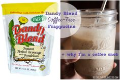 "Yummy! Although I'm not a ""must have my coffee"" kind of person :) I'd love a taste! 
