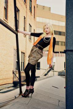 Urban Fashion Shoot | Alpine Photographic Blog