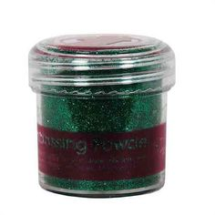 POLVO EMBOSSING VERDE GLITTER DE DOCRAFTS PAPERMANIA -http://www.elrinconscrap.com/epages/ec6611.sf/es_ES/?ObjectPath=/Shops/ec6611/Products/0135