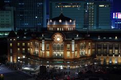 Tokyo Station Renewal_07 by h_nissy, via Flickr
