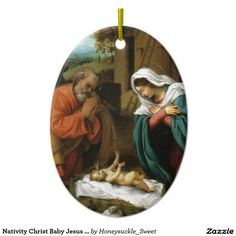 Nativity Christ Baby Jesus Christianity Scripture