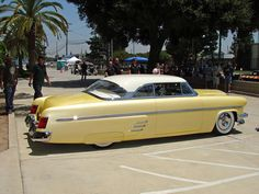 1950s Car, Ford Motor Company, Kustom, Custom Paint, Old Cars, Custom Cars, Cars And Motorcycles, Dream Cars, Classic Cars