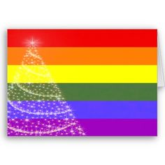 Gay Pride Christmas Cards