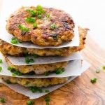 Chicken Zucchini Fritters Recipe - pretty sure this could be an S
