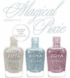 Zoya Magical Pixie 2014