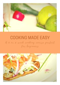 Cooking Courses, Make It Simple, Meal Planning, Healthy Living, Meals, Ethnic Recipes, Life, Food, Meal
