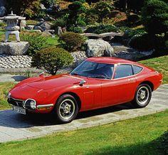 1969 Toyota 2000GTviaheadlinesandheroesView Post