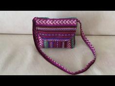 Coudre un petit sac à bandoulière Couture Madalena - YouTube