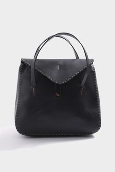 Black Bastille Bag