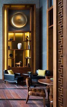 他是一名老外,他设计的新中式酒店却令国人汗颜!!!