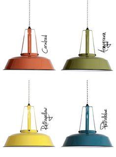 HK living - Industrial lamps