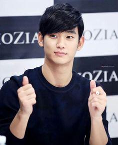 Kim Soo Hyun and his stupidly cute huge ears