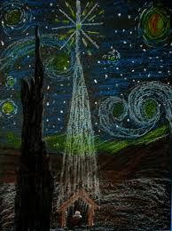 oh starry night ...