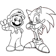 202 Best Mario And Sonic Images On Pinterest