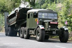 Commercialmotor.com - Classic military heavyweights on Biglorryblog