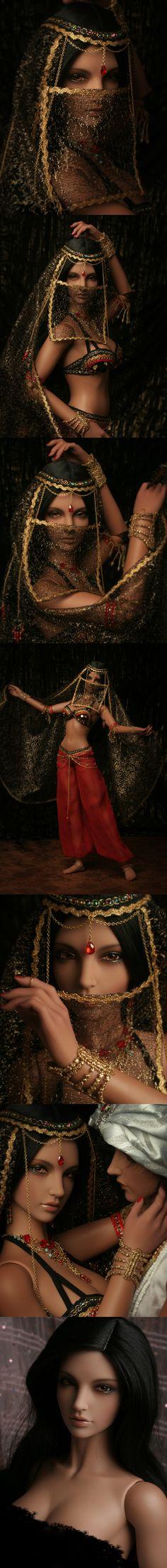 iplehouse Carina [Carina_Belly dancer] - $199.00 : BJD baby,bjd dolls,bjd doll shop,bjd bragan?a,fairyland,volks bjd,soom,luts bjd,Super Dol...