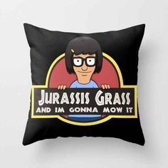 Or this movie pillow: