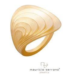Soft Curves And gentle lines. Colección Silencio #UnaVerdaderaJoya mauricioserrano.com
