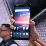 Nokia 8 Sirocco hands-on Latest Phones, Newest Cell Phones, New Phones, Camera Zoom Lens, Wifi, Make Up Your Mind, View Video, Open Window, Smartphone