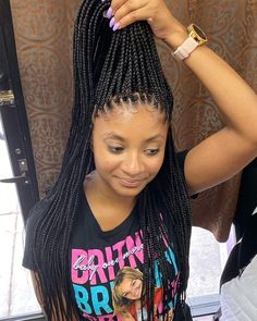 2020 Braided Hairstyles : Wonderful Newest Hair Developments Braids Hairstyles Pictures, Braided Ponytail Hairstyles, African Braids Hairstyles, Weave Hairstyles, Trending Hairstyles, Latest Hairstyles, Black Women Hairstyles, Braids For Black Women, Braids For Black Hair