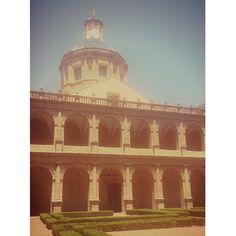 San Miguel dels Reis...antic monestir,cuartell,presso feixista i seu de la biblioteca del regne...Valencia