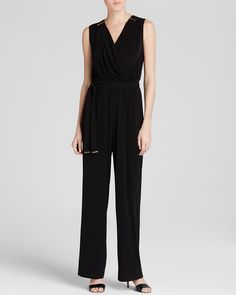 208ad8ae4c97 Calvin Klein Straight Leg Jumpsuit EDITORIAL - Women s New Arrivals -  Clothing - Bloomingdale s. Calvin KleinJumpersJumpsuitOverallsMonkey Jumpsuits