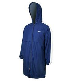 Sporti Striped Comfort Fleece-Lined Parka | Swim parkas ...