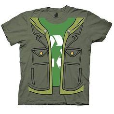 Big Bang Theory Leonard Trompe Shirt