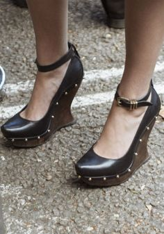 Fashion Week Footwear! #zappos #hot #canneverhaveenough