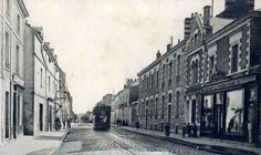 Nantes, route de Paris, pharmacie des enfants nantais
