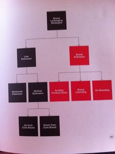 decision map for brand leveraging