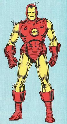 Iron Man Mark 5 Armor