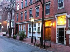 Condo, only sleeps 4, but good price.  Beacon Hill.  Not finding much that sleeps a large number.