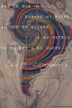 Frases de las canciones de Calle 13