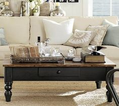 Keaton Coffee Table #potterybarn making this this weekend