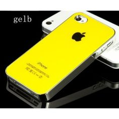 Iphone 4/4S Plastik Handyhülle