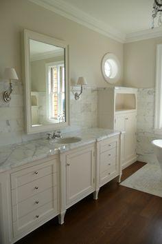 calcutta marble farrow ball paint walls slipper satin trim pointing