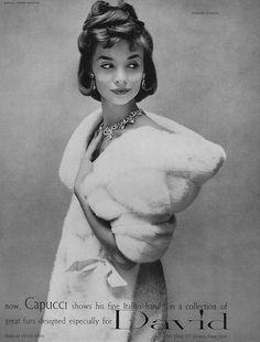 Iris Bianchi for Capucci 1957 Vogue