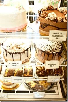 White's Pastry Shop in Hingham, Mass.