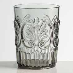 A traditional take in Acrylic form.  Great for parties!!  No need to worry about broken glasses again.