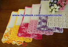 barrados croche lilás brilho anne edinir croche videos youtube curso de croche facebook dvd loja aprender croche