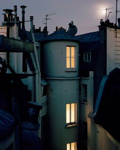 Sur Paris © Alain Cornu
