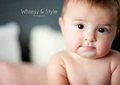 Whimsy & Style-Colorado Springs photography: 6 month baby photos