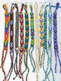 Friendship Bracelets - Google Search