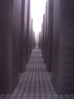 The Berlin memorial that leaves you apprehensive and disoriented http://memorabledestination.com/2015/08/25/the-berlin-memorial-that-leaves-you-disoriented-and-apprehensive/