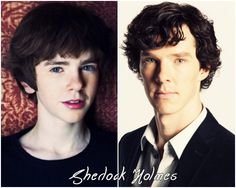 Someone should make a fanfic about kid!sherlock holmes