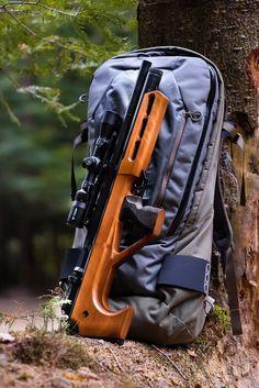 pacote Eberlestock S25 'Cherry Bomb' para pequenas carry pistola pneumática ...