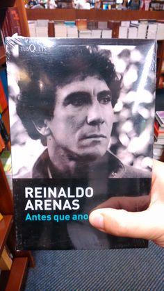 Novela que narra la vida de Reinaldo Arenas antes de su primer ano.