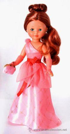 NANCY DE COLECCIÓN, VESTIDO DISEÑADO POR ION FIZ. UNA JOYA PARA LOS COLECCIONISTAS. DE FAMOSA (Juguetes - Muñeca española Moderna - Nancy y ... Girl Doll Clothes, Girl Dolls, Barbie Dolls, Nancy Doll, Dolly Doll, American Girl Crafts, Diy Couture, Wellie Wishers, Little Doll